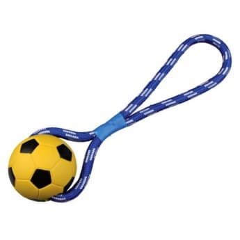 Heittolelu Trixie Soccer Ball on rope (8 cm)