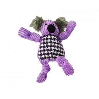 Pehmolelu Huggle-Hounds Corduroy Durable Knotties Koala