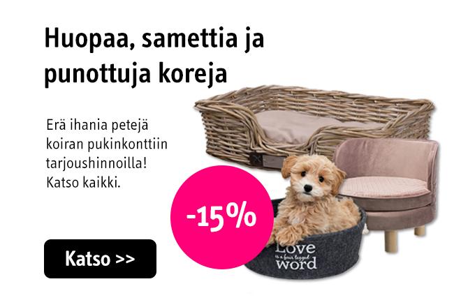 Petejä -15%