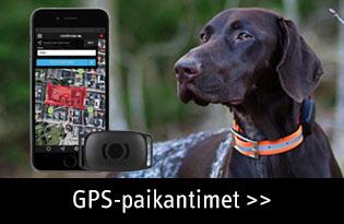 GPS-paikannin