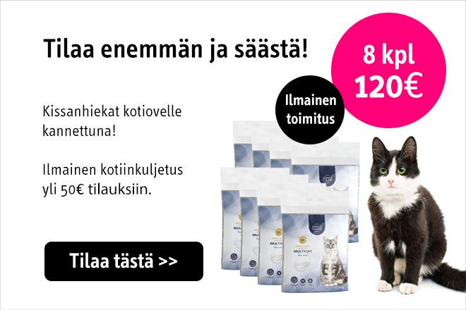 Compact Care kissanhiekat määräalennus