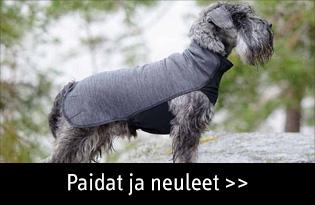 koiran paidat ja neuleet