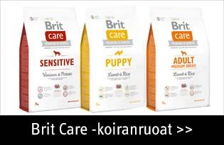Brit Care koiranruoat