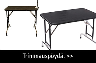 Trimmauspöydät