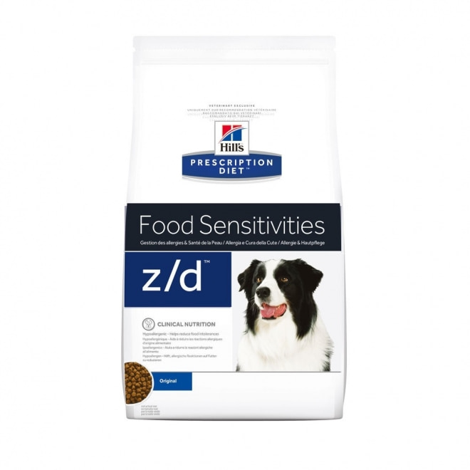 Hill's Canine z/d Allergy & Skin Care
