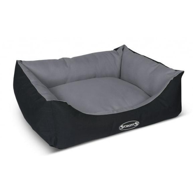 Peti Scruffs Expedition Box Bed, harmaa