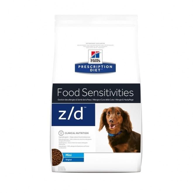Hill's Canine z/d Allergy&Skin Care Mini