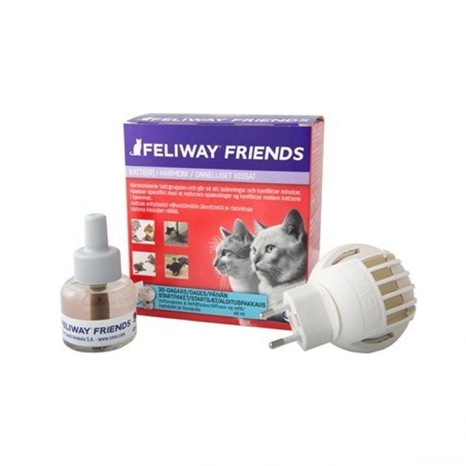 Feliway Friends haihdutin ja liuos, 48 m