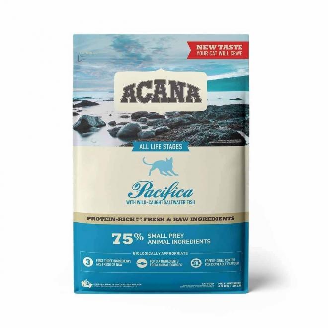 Acana GF Cat Pacifica (4,5 kg)