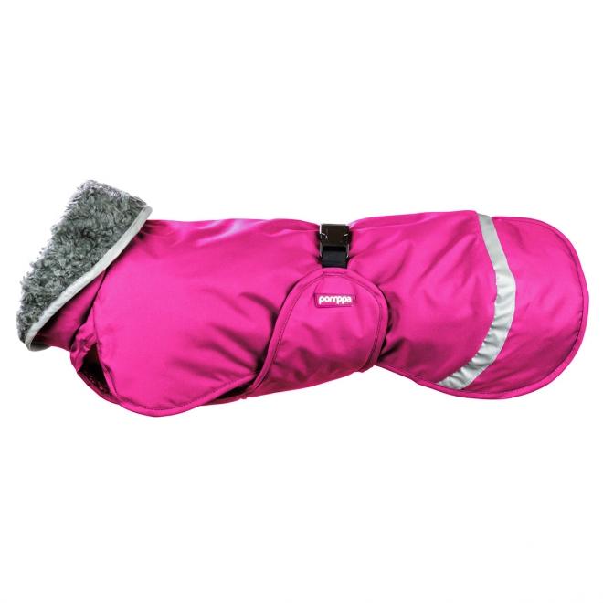 PerusPomppa koiran takki pinkki