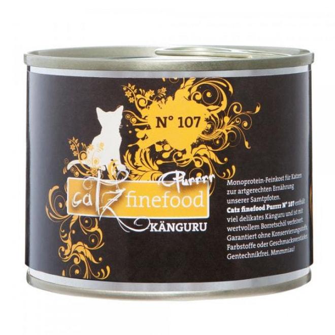 Catz Finefood Purrrr No 107 kenguru, 200 g