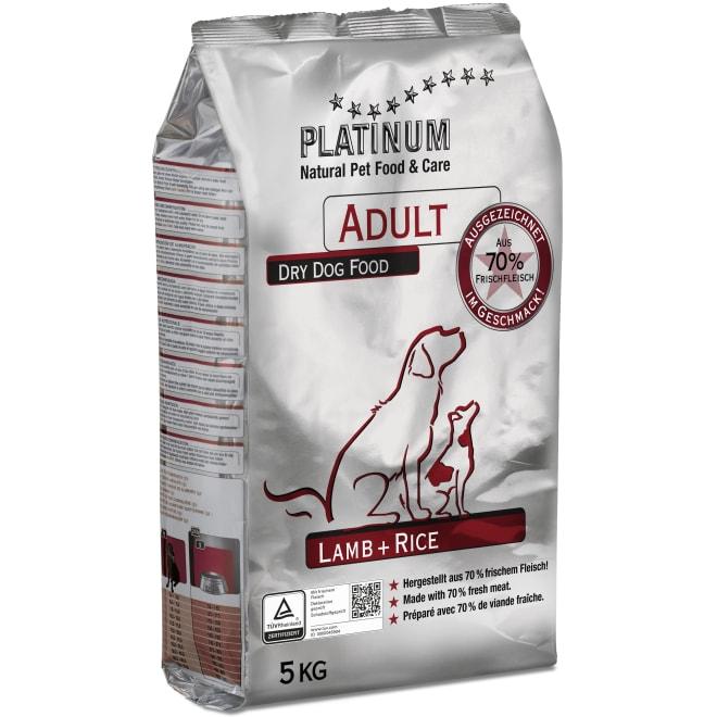 Platinum Adult Lammas & riisi