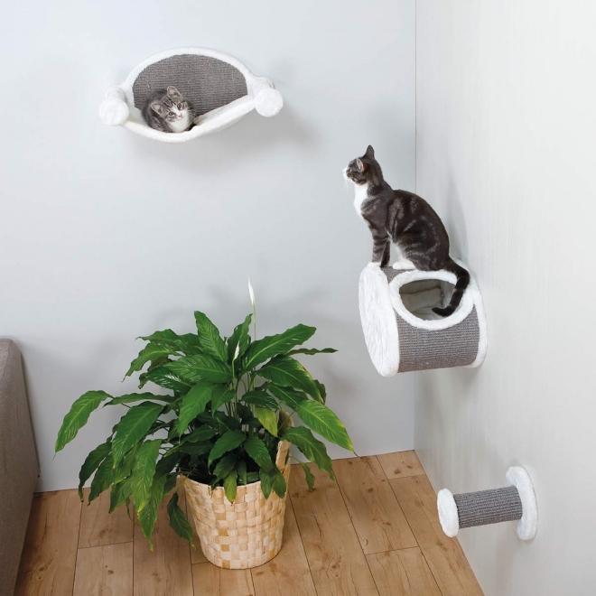 Kissan seinäaskelma Trixie Wall Mounting
