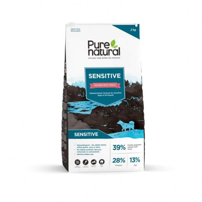 Purenatural Sensitive Salmon (2 kg)