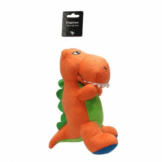 Koiran pehmolelu T-Rex