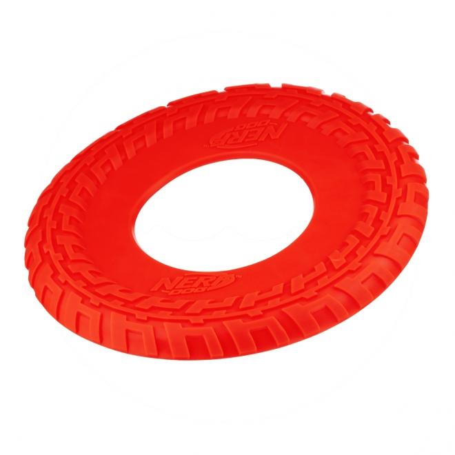 Nerf koiran lelu TPR Frisbee