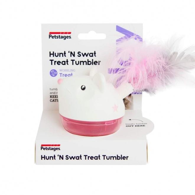 Nina Ottosson Cat Hunt & Swat Treat Tumbler