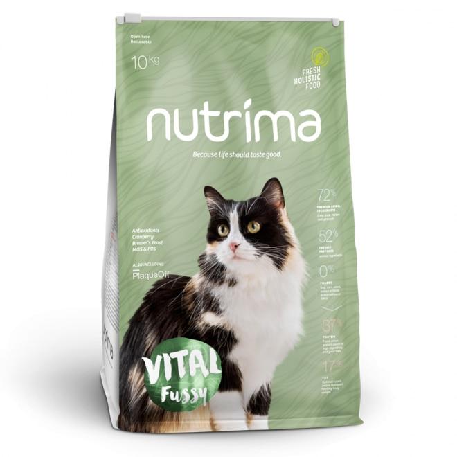 Nutrima Cat Vital Fussy (10 kg)
