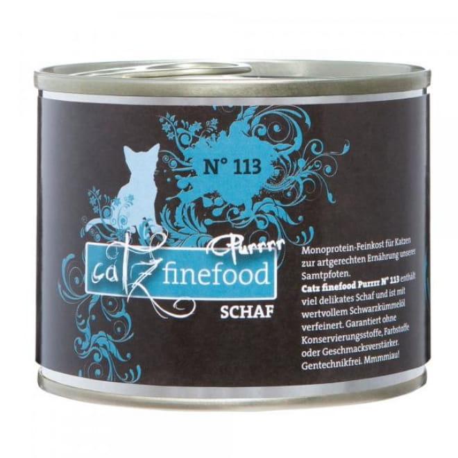 Catz Finefood Purrrr No 113 lammas, 200 g
