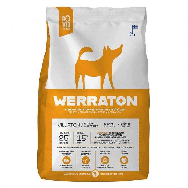 Werraton Viljaton (12 kg)