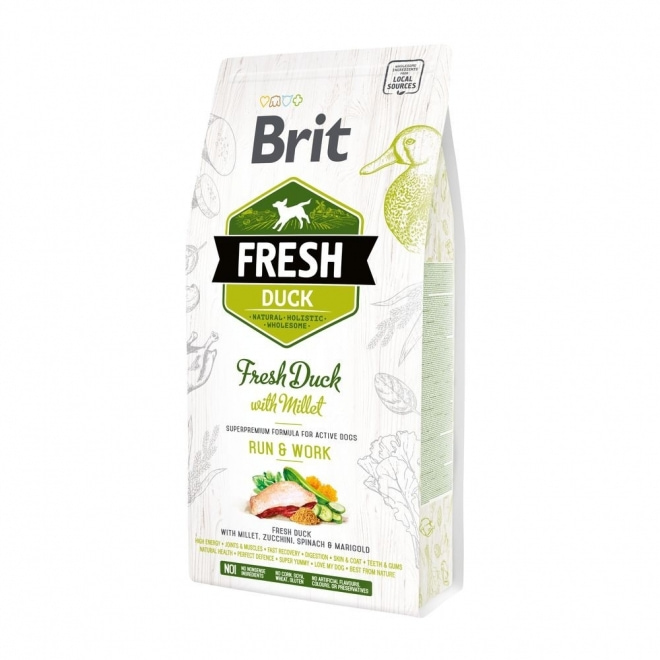 Brit Fresh Active Run & Work (2,5 kg)