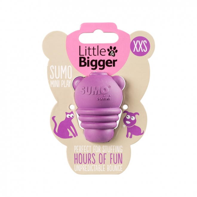 L&B Sumo Mini Play, lila