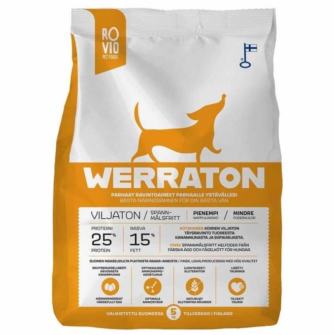 Werraton Viljaton (5 kg)