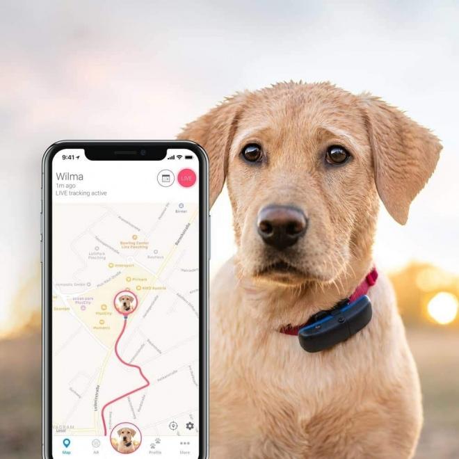 Tractive GPS-paikannin