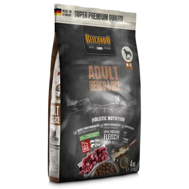 Belcando Adult Iberico & Rice (4 kg)