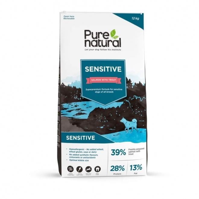 Purenatural Sensitive Salmon (12 kg)