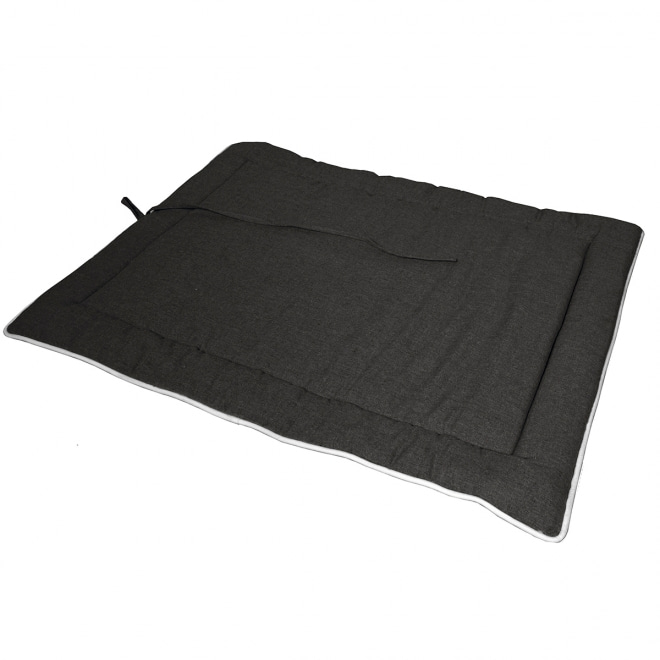 Racinel Comfort Bayo matkapeti musta 70 x 90 cm