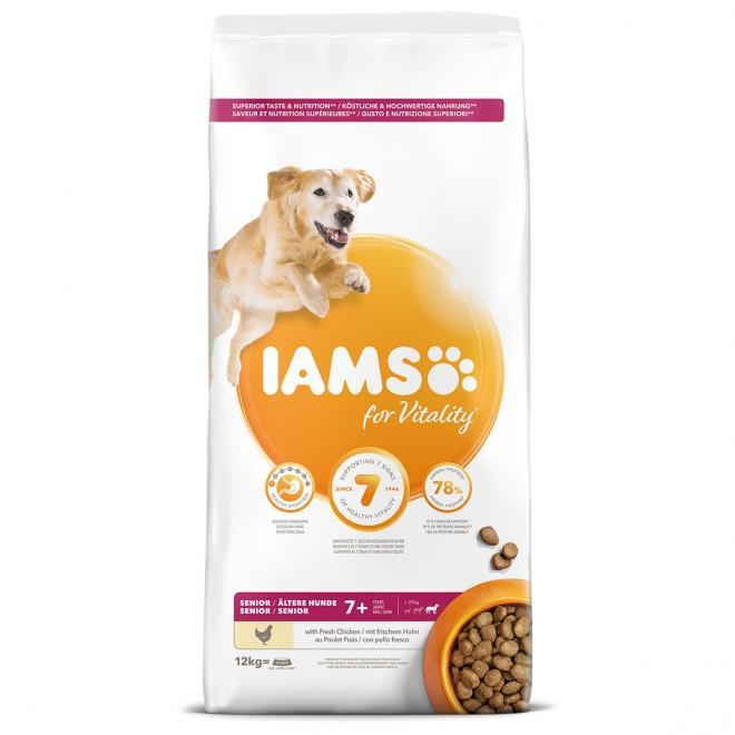 IAMS Senior Large 12 kg