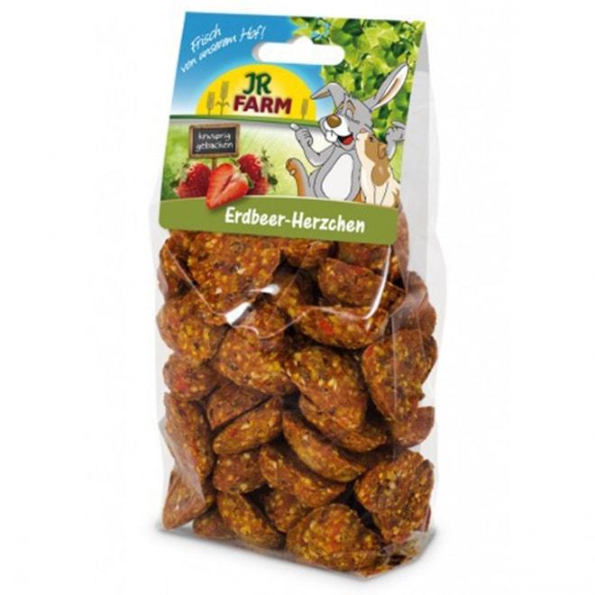 JR Farm mansikkasydämet 150 g