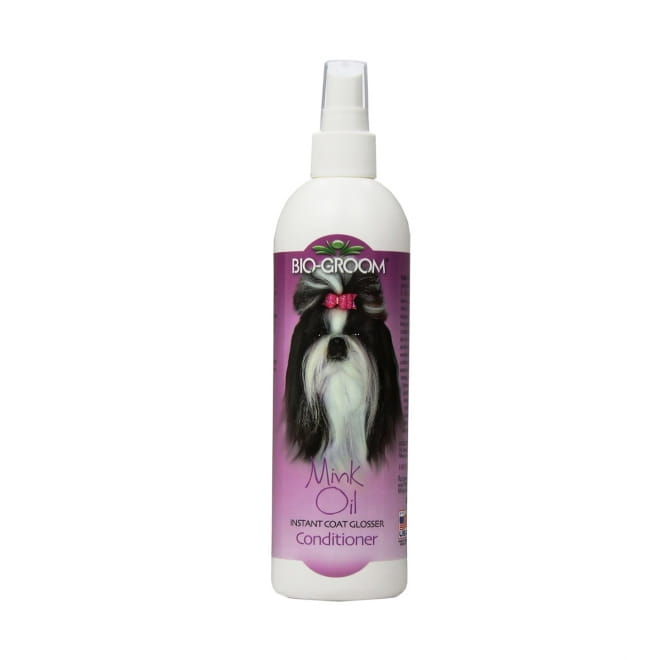 Bio-Groom Mink Oil Spray suihke, 355 ml