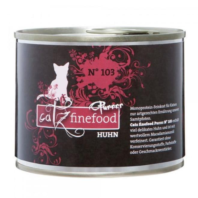 Catz Finefood Purrrr No 103 kana, 200 g