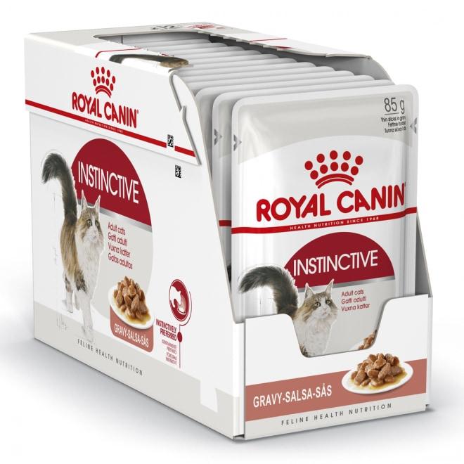 Royal Canin Instinctive Gravy, 12x85g
