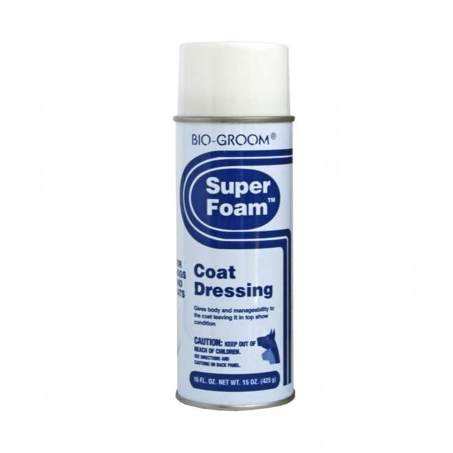 Bio-Groom Super Foam, 425 g