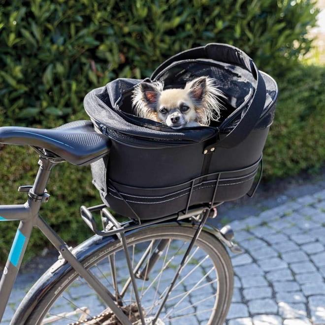 Kori pyörän takaosaan Trixie, kapea 29 x 42 x 48 cm