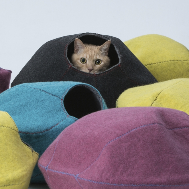Kissan peti Lifeapp Cat-Cave
