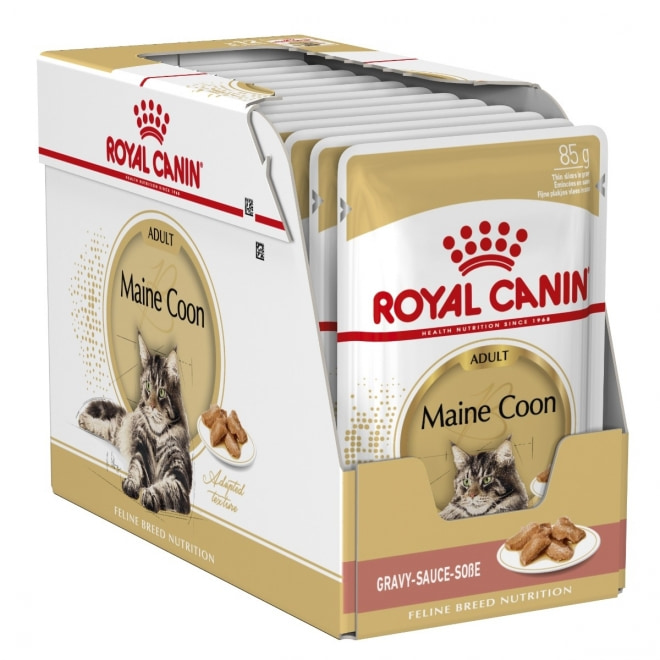 Royal Canin Maine Coon Wet 12 x 85 g