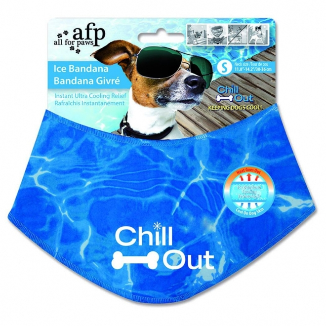 All For Paws Chill Out viilennyshuivi