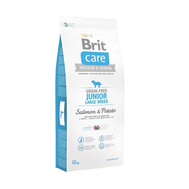 Brit Care Junior Large Salmon (12 kg)