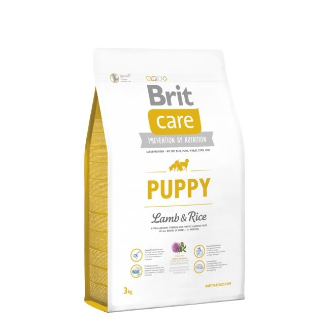 Brit Care Puppy Lamb & Rice (3 kg)