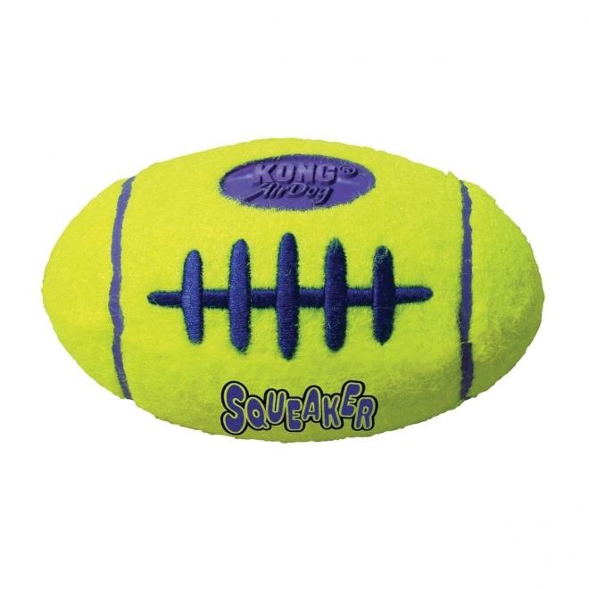 KONG Airdog Squeaker Football