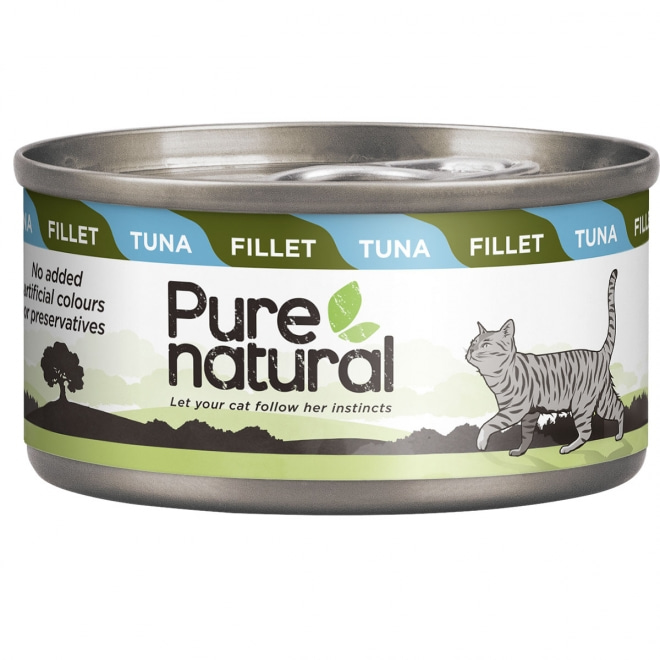 Purenatural Fillet tonnikala 70g