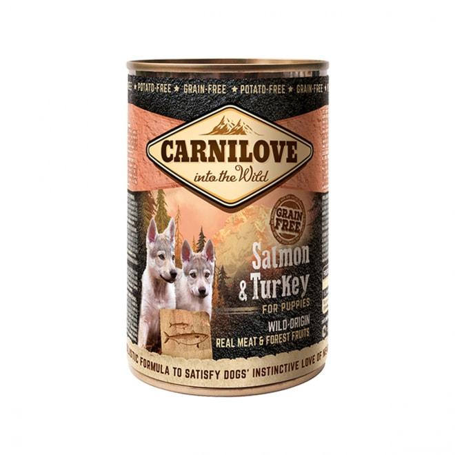 Carnilove Wild Meat pentu 400g
