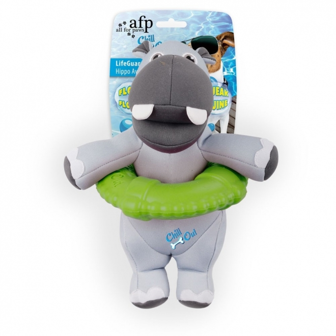 Vesilelu AFP Chill out Lifeguard Hippo