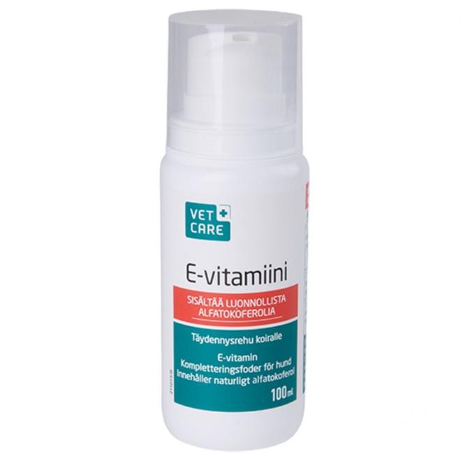 VETCARE E-vitamiini 100 ml