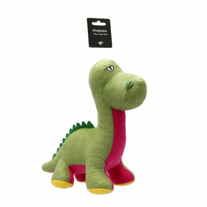 Koiran pehmolelu Brontosaurus