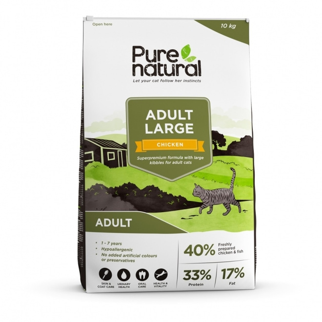 Purenatural Adult Chicken (10 kg)